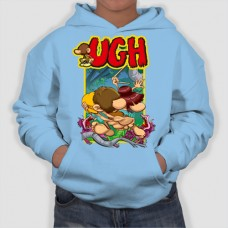 Ugh2 | Φούτερ Παιδικό με Κουκούλα