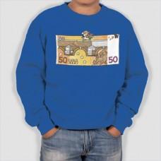 Ευρώ | Φούτερ Παιδικό