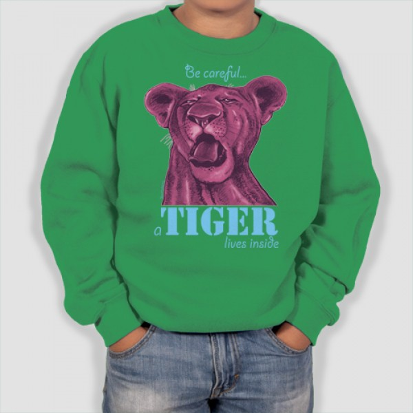Tiger | Φούτερ Παιδικό