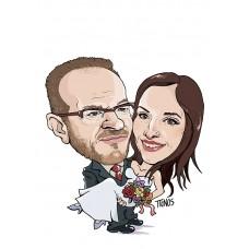 Γάμος - Ζάχαρης
