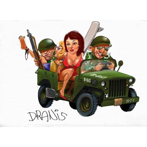 Ομαδική - Dranis
