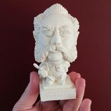 Μινιατούρα |Αριστοτέλης Βαλαωρίτης (λευκή)