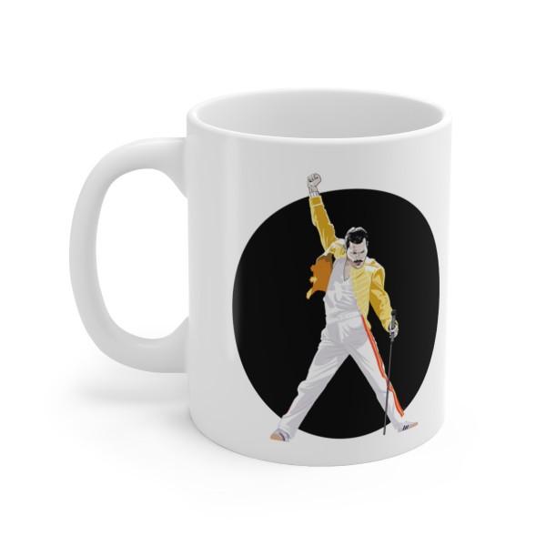 Freddie mug