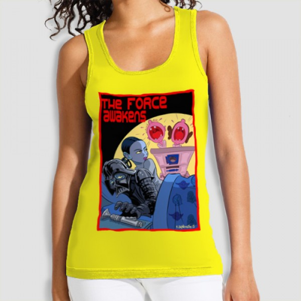 Force | Τ-shirt Island Unisex