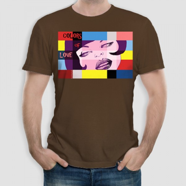 Χρώματα | Τ-shirt Ανδρικό - Unisex
