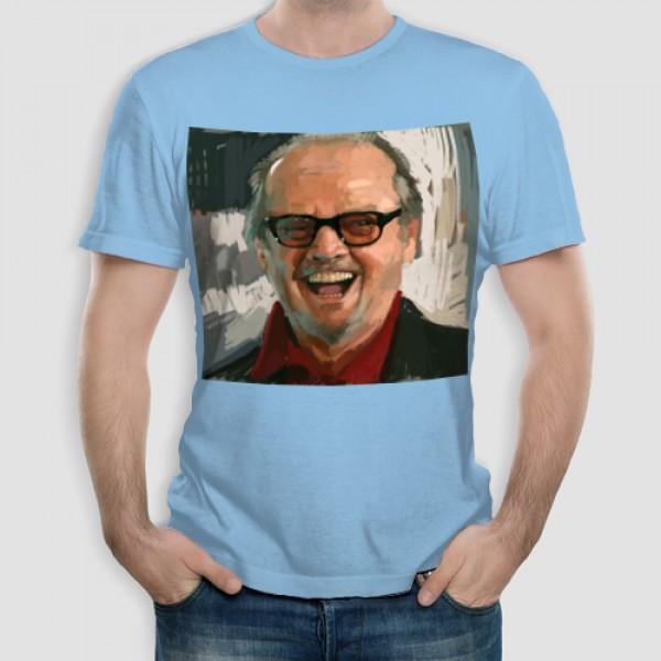 Τζάκ Νίκολσον | Τ-shirt Ανδρικό - Unisex