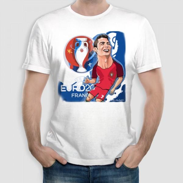 Ρονάλντο | Τ-shirt Ανδρικό - Unisex