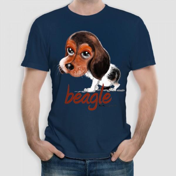 Μπίγκλ | Τ-shirt Ανδρικό - Unisex