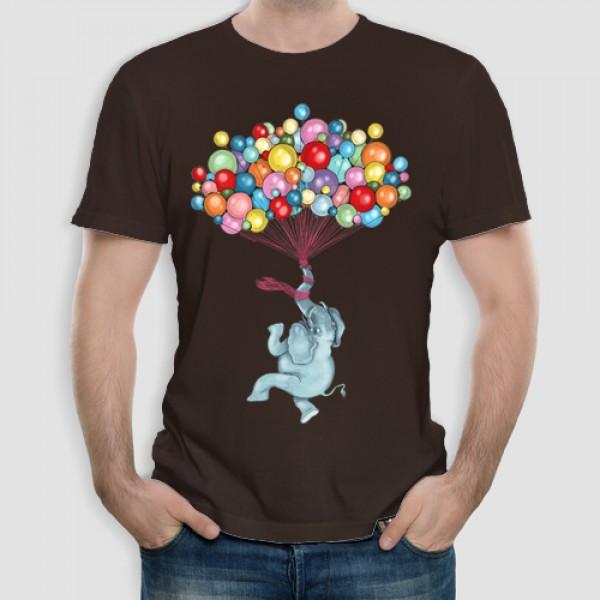 Ελέφαντας | Τ-shirt Ανδρικό - Unisex