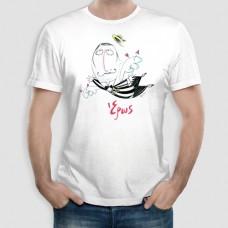 eros | Τ-shirt Ανδρικό - Unisex