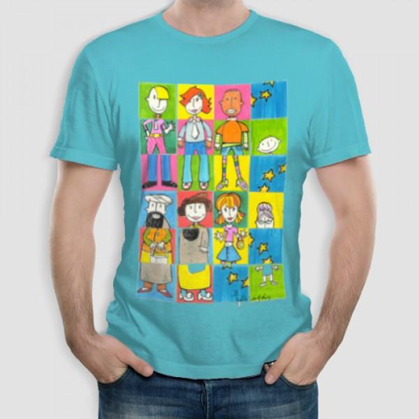 Ευρώπη για όλους | Τ-shirt Ανδρικό - Unisex