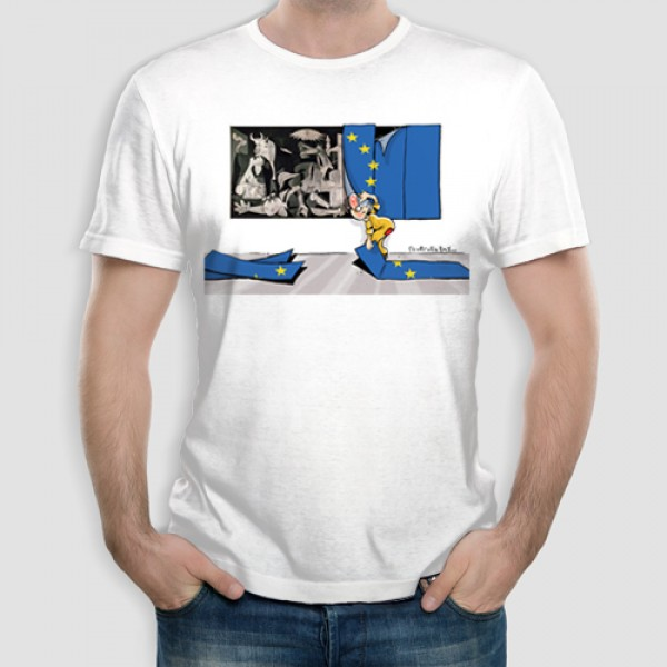 Europe 1 | Τ-shirt Ανδρικό - Unisex