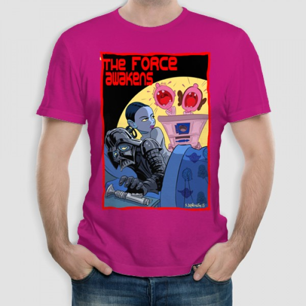 Force | Τ-shirt Ανδρικό - Unisex