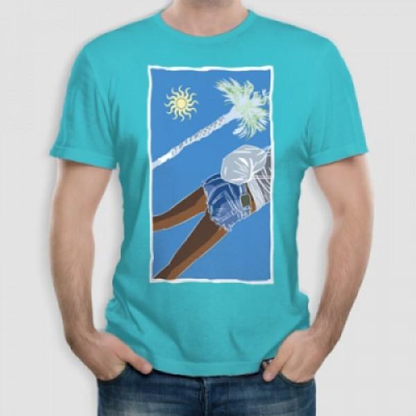 Summer Breeze | Τ-shirt Ανδρικό - Unisex