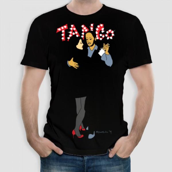 Tango | Τ-shirt Ανδρικό - Unisex