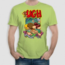Ugh2 | Τ-shirt Ανδρικό - Unisex