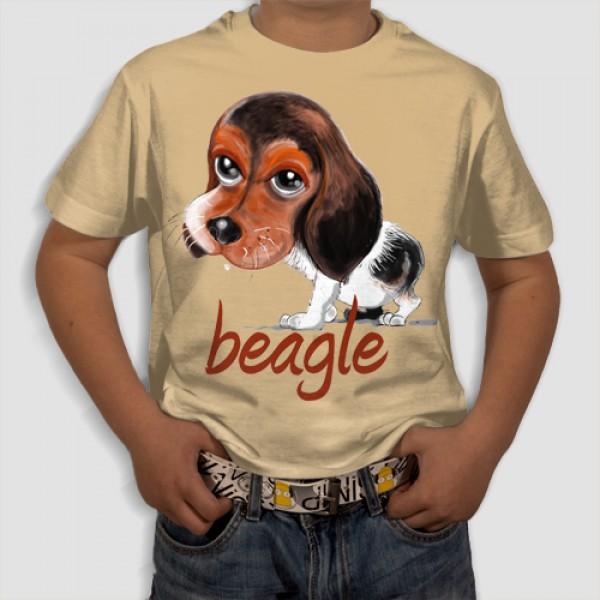 Μπιγκλ | T-shirt Παιδικό