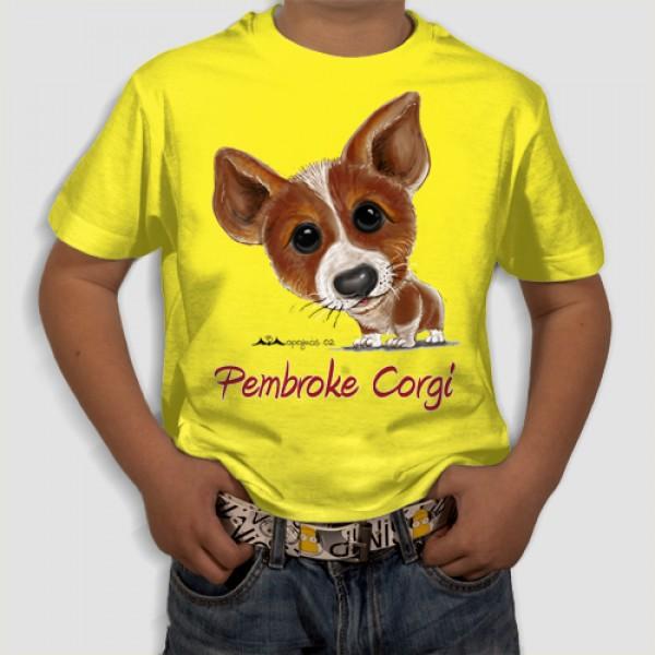 Κόργκι Πέμπροκ | T-shirt Παιδικό