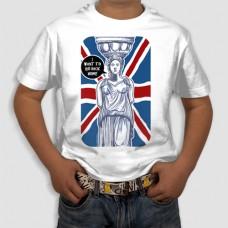 Καρυάτιδα | T-shirt Παιδικό