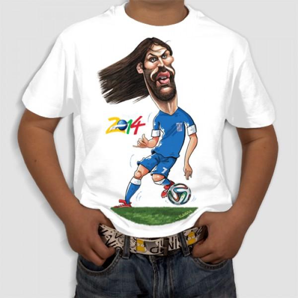 Σαμαράς | T-shirt Παιδικό
