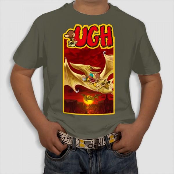 Ugh3 | T-shirt Παιδικό