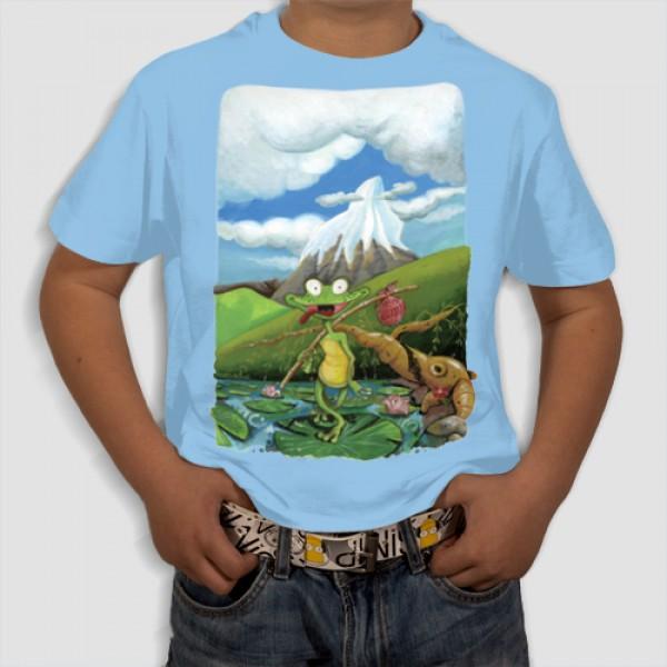 Βάτραχος | T-shirt Παιδικό