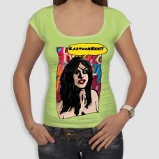 Άγριο Πράγμα  | Τ-shirt Γυναικείο - Smile