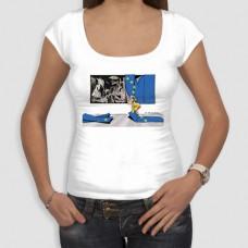 Europe 1 | Τ-shirt Γυναικείο - Smile