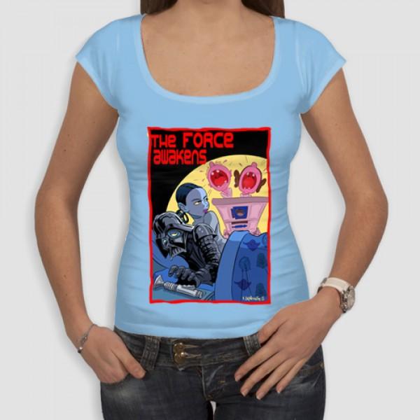 Force | Τ-shirt Γυναικείο - Smile