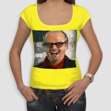 Τζάκ Νίκολσον | Τ-shirt Γυναικείο - Smile
