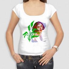 Ματίλντα | Τ-shirt Γυναικείο - Smile