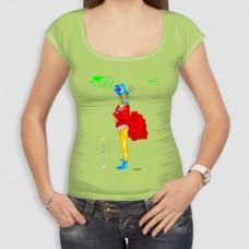 Ευγενής Δύναμη | Τ-shirt Γυναικείο - Smile