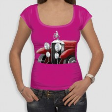 Ποδήλατο | Τ-shirt Γυναικείο - Smile