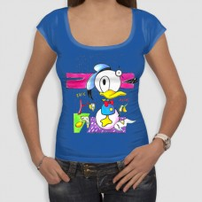 Salvador Donald | Τ-shirt Γυναικείο - Smile