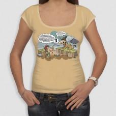 Σφίγγα | Τ-shirt Γυναικείο - Smile