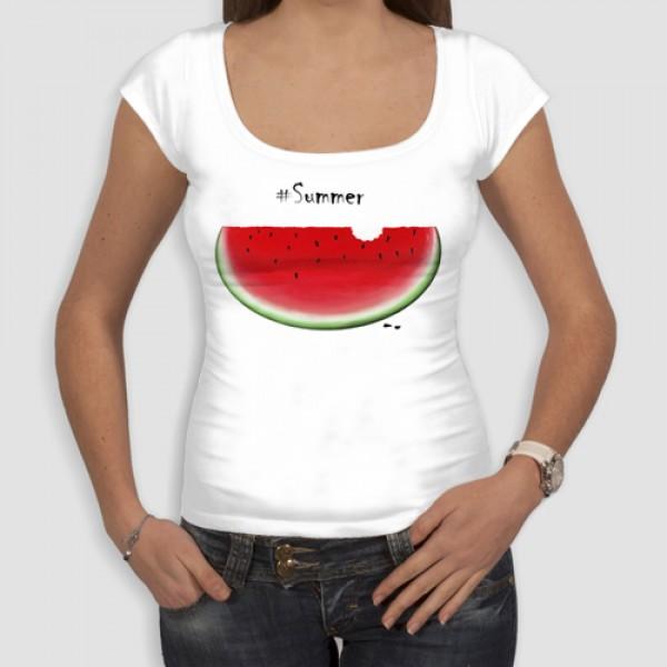 Summer 1 | Τ-shirt Γυναικείο - Smile