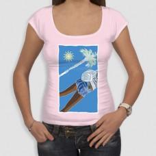 Summer Breeze | Τ-shirt Γυναικείο - Smile