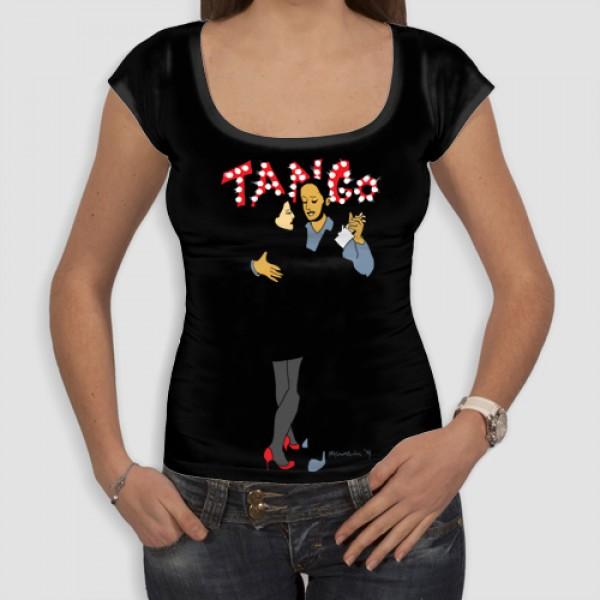 Tango | Τ-shirt Γυναικείο - Smile