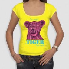 Tiger | Τ-shirt Γυναικείο - Smile