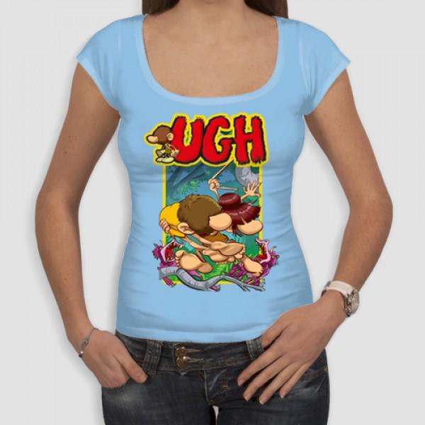 Ugh2 | Τ-shirt Γυναικείο - Smile