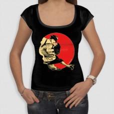 Χορός | Τ-shirt Γυναικείο - Smile