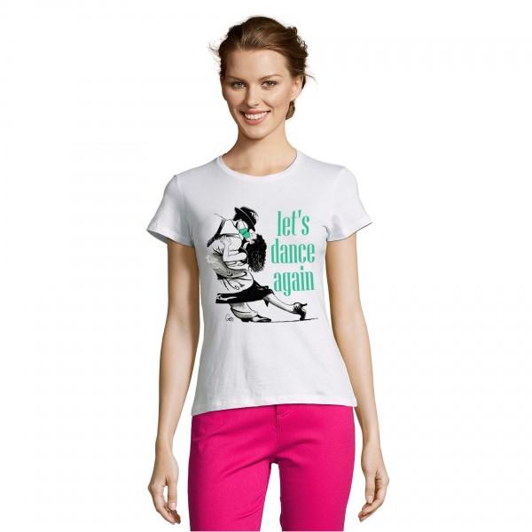 Dance   Τ-shirt Γυναικείο
