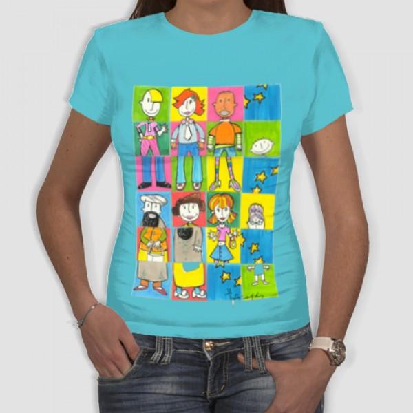 Ευρώπη γιά όλους | Τ-shirt Γυναικείο