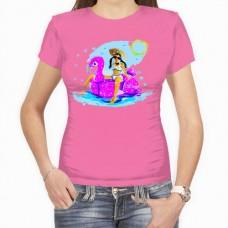 Φλαμίνκο | Τ-shirt Γυναικείο