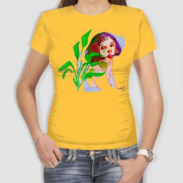 Ματίλντα | Τ-shirt Γυναικείο