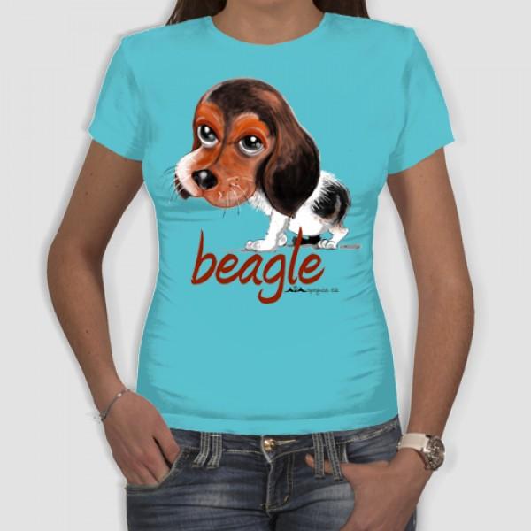 Μπίγκλ | Τ-shirt Γυναικείο