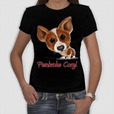 Κόργκι Πέμπροκ | Τ-shirt Γυναικείο
