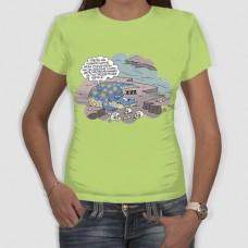 Ευρωκροκόδειλος | Τ-shirt Γυναικείο