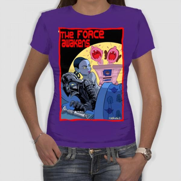 Force | Τ-shirt Γυναικείο