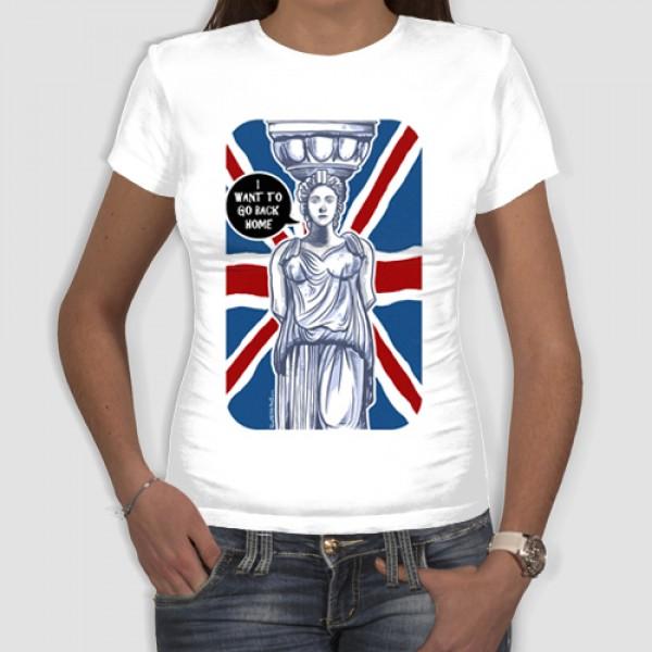 Καρυάτιδα | Τ-shirt Γυναικείο